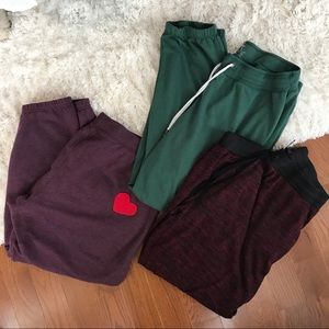 Pants - Three pack of jogging / lounge pants